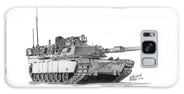 M1a1 Tank Galaxy Case