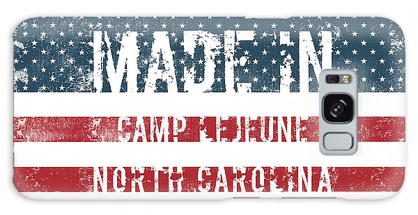 Any Galaxy Case - Made In Camp Lejeune, North Carolina by Tinto Designs