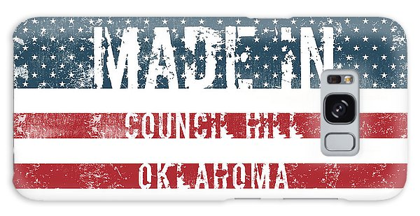 Ok Galaxy Case - Made In Council Hill, Oklahoma by Tinto Designs