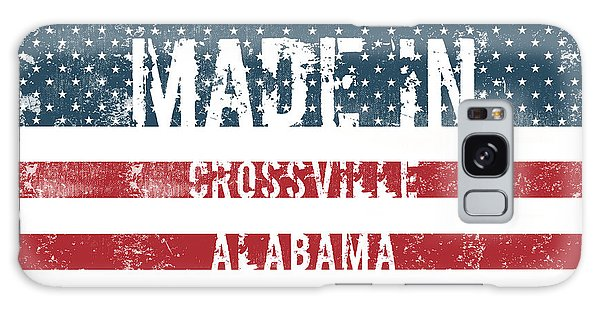 Crossville Galaxy S8 Case - Made In Crossville, Alabama by Tinto Designs