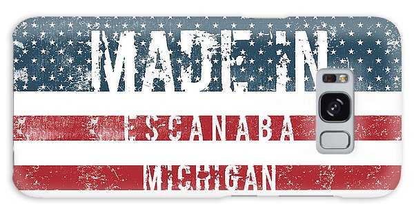 Any Galaxy Case - Made In Escanaba, Michigan by Tinto Designs