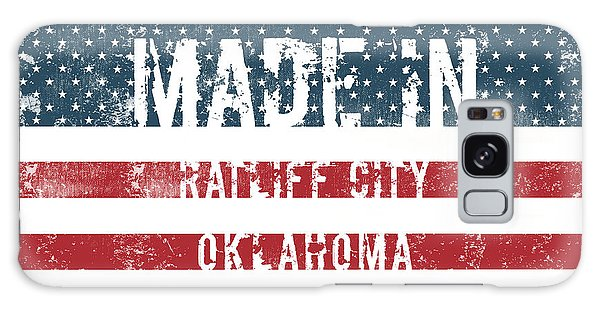 Ok Galaxy Case - Made In Ratliff City, Oklahoma by Tinto Designs