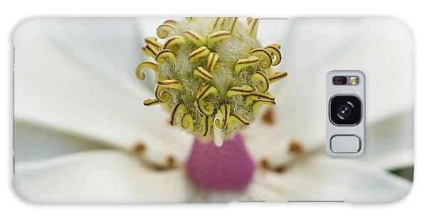 Magnolia Bloom Galaxy Case by Rich Franco