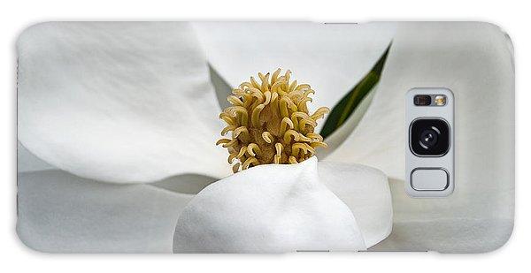 Magnolia Flower Galaxy Case