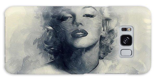 Marilyn  Galaxy Case