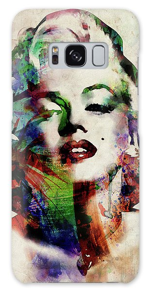 Actors Galaxy S8 Case - Marilyn by Michael Tompsett