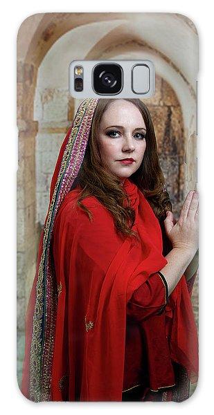 Mary Magdalene Galaxy Case