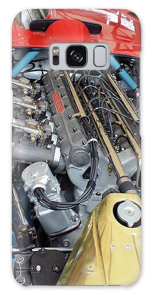 Maserati Engine Galaxy Case