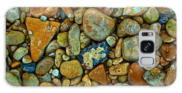 River Rocks Galaxy Case