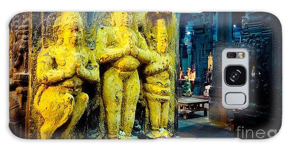 Meenakshi Temple Madurai India Galaxy Case