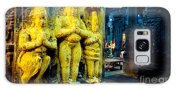 Meenakshi Temple Madurai India Galaxy Case