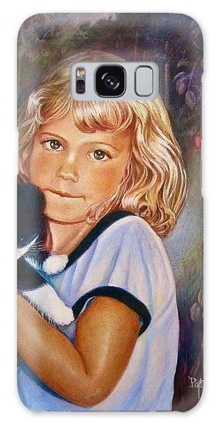 Melissa Galaxy Case by Patricia Schneider Mitchell