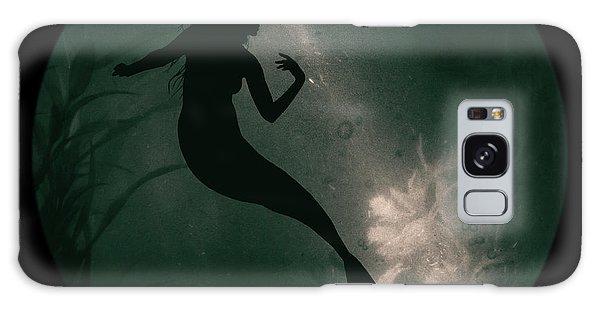 Mermaid Deep Underwater Galaxy Case