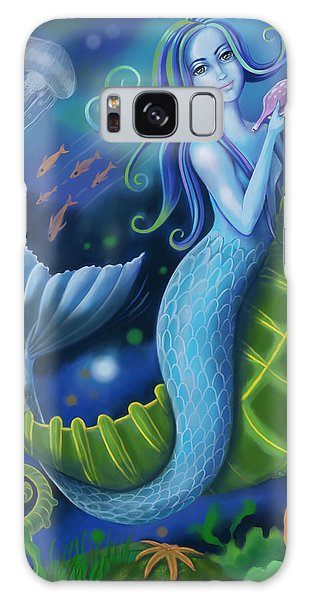 Mermaid Galaxy Case