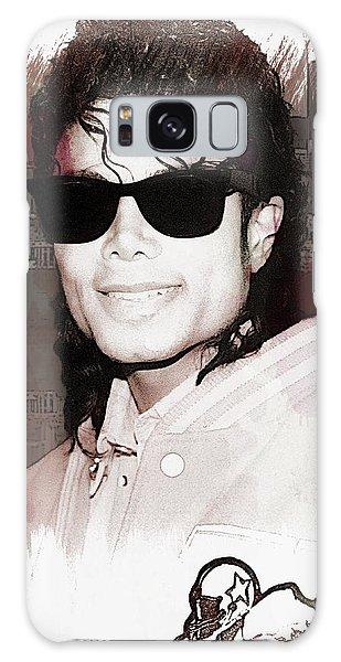 Michael Jackson Galaxy Case