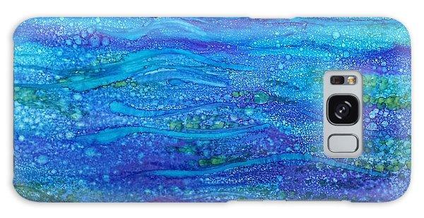 Midnight Swim Galaxy Case