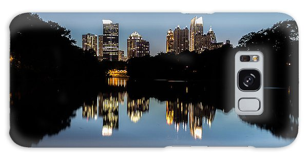 Midtown Skyline Galaxy Case