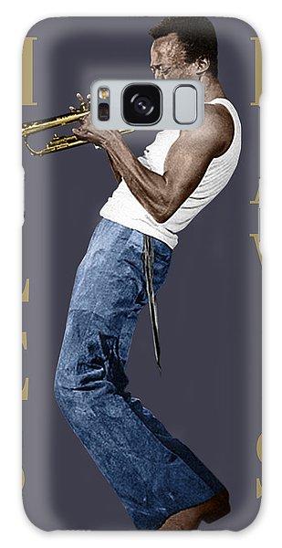 Hard Bop Galaxy Case - Miles Davis by David Richardson