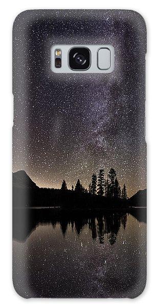 Mirror Lake Milky Way Galaxy Case