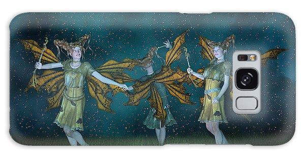 Mischief  Galaxy Case by Betsy Knapp