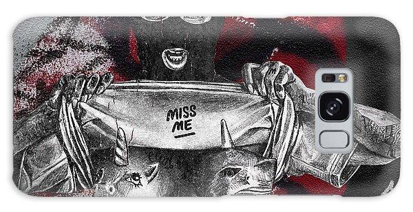 Galaxy Case - Miss Me Wynwood 8286 by Bob Neiman