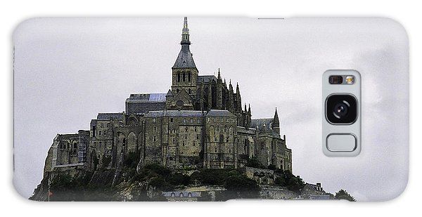 Mont St Michel Galaxy Case