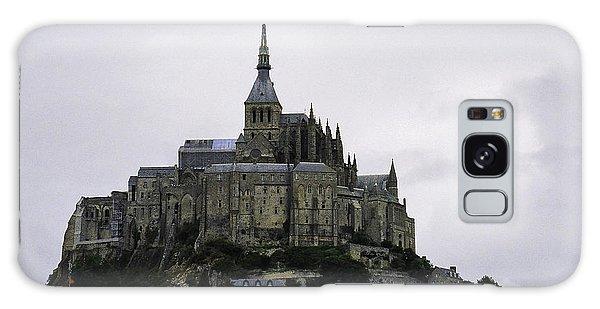 Mont St Michel Galaxy Case