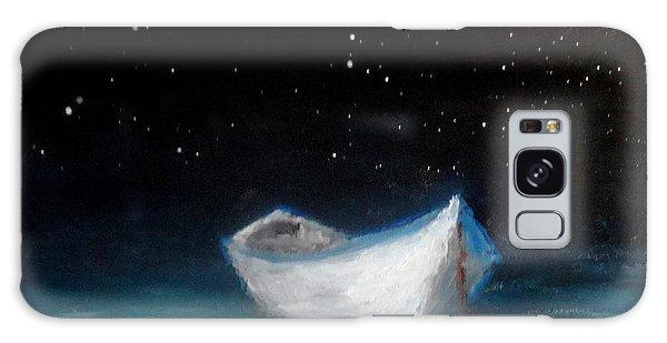 Moonlit Galaxy Case