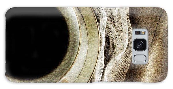 Morning Coffee Galaxy Case by Bonnie Bruno