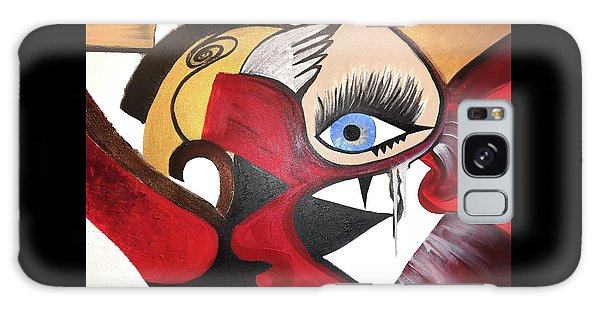 Motley Eye 2 Galaxy Case