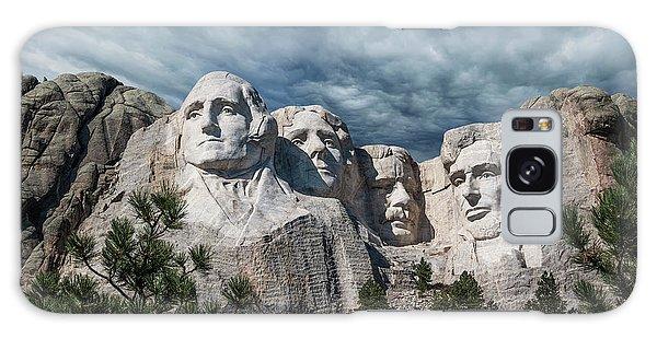 National Monument Galaxy Case - Mount Rushmore II by Tom Mc Nemar