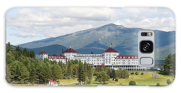 Mount Washington Hotel Galaxy Case