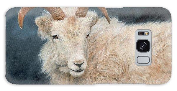 Mountain Goat Galaxy Case by David Stribbling