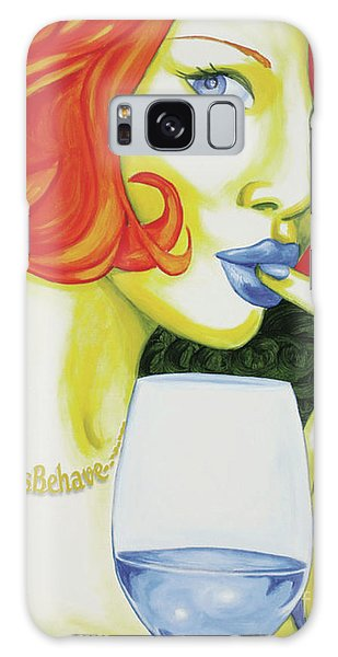 Ms Behave Galaxy Case