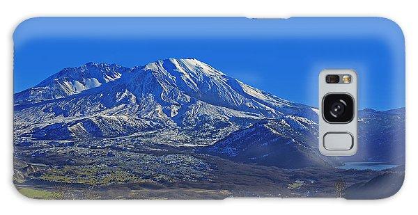 Mt St Helens Galaxy Case