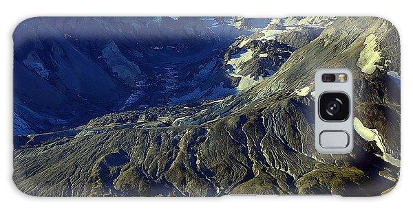 Mt. St. Helens Galaxy Case