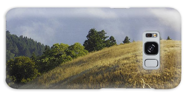 Mt. Tamalpais Study #1 Galaxy Case