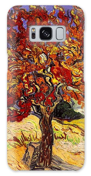 Galaxy Case featuring the painting Mulberry Tree by Van Gogh