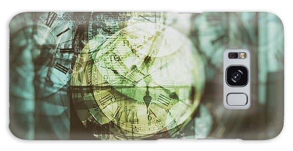 Multi Exposure Clock   Galaxy Case