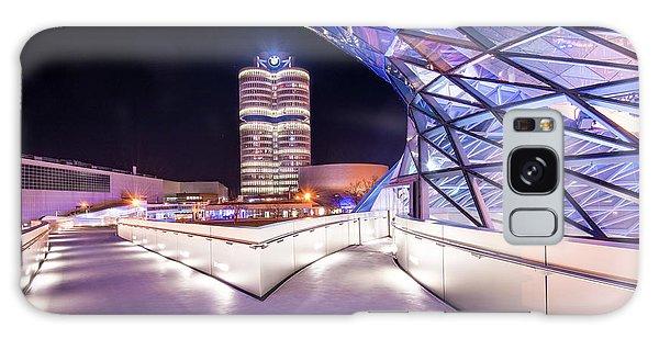 Munich - Bmw Modern And Futuristic Galaxy Case
