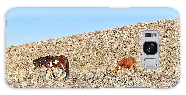 Mustangs Galaxy Case