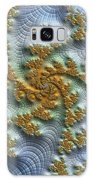 Fractal Design Galaxy Case - Mystic Universe, Fractals, Patterns And Designs by Raphael Terra