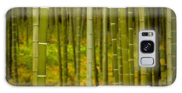 Mystical Bamboo Galaxy Case
