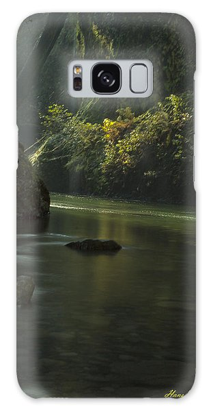 Mystical Canyon Signed Galaxy Case
