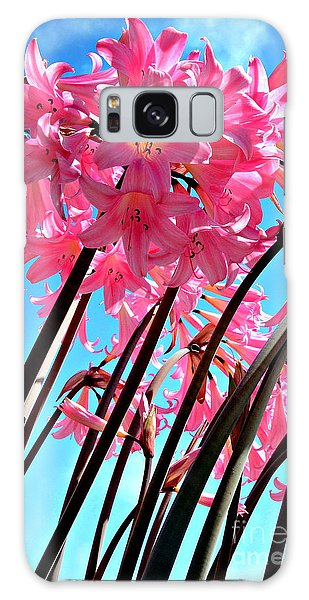 Naked Ladies Galaxy Case by Vivian Krug Cotton