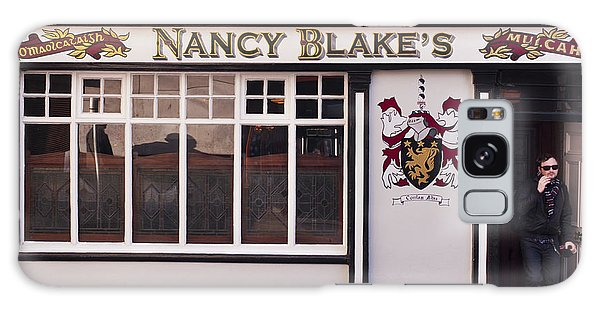 Nancy Blake's Irish Pub Galaxy Case