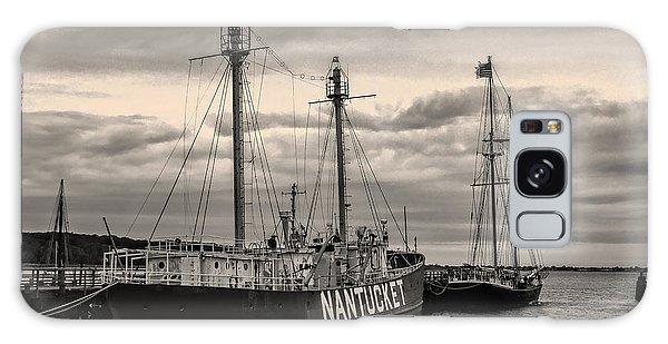 Nantucket Lightship Galaxy Case
