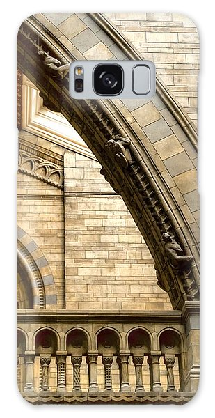 Natural History Museum Kensington  Galaxy Case by David French