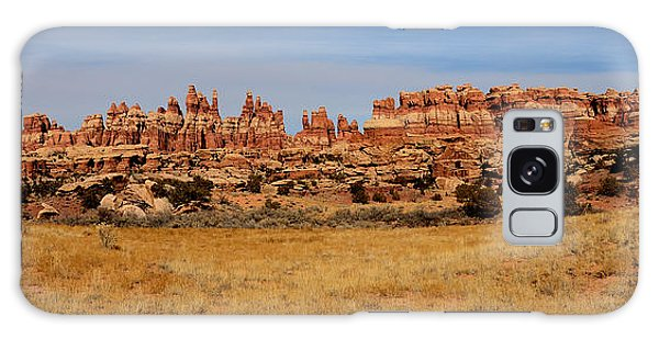 Needles At Canyonlands Galaxy Case