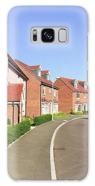 Bury St Edmunds Galaxy Case - New Build Homes by Tom Gowanlock